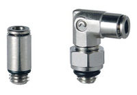 Camozzi series 6000 micro pneumatic fittings