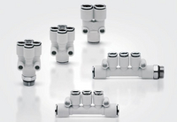 Camozzi series 7000 compact fittings